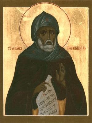 Sv.Mojsej Murin