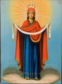 Pokrov -Bogorodicy