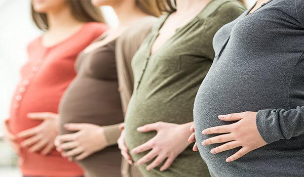 беременные