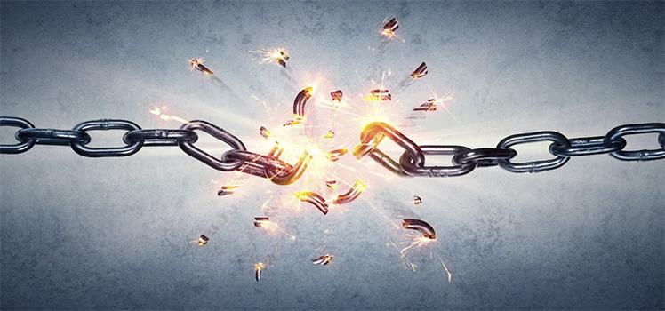 Разорвать цепи