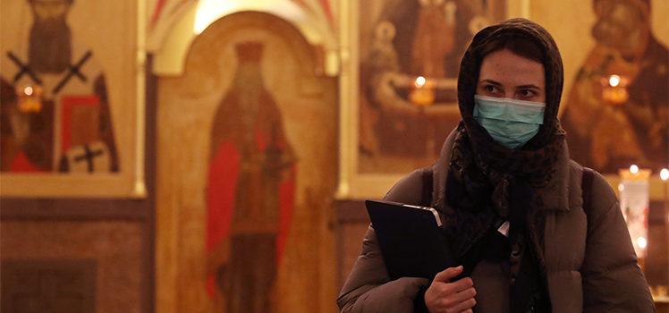 Молитвы от коронавируса